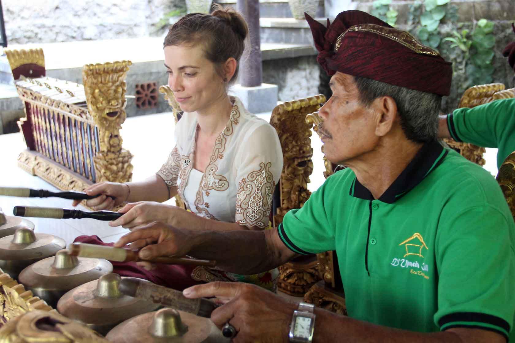 Balinese Gamelan class