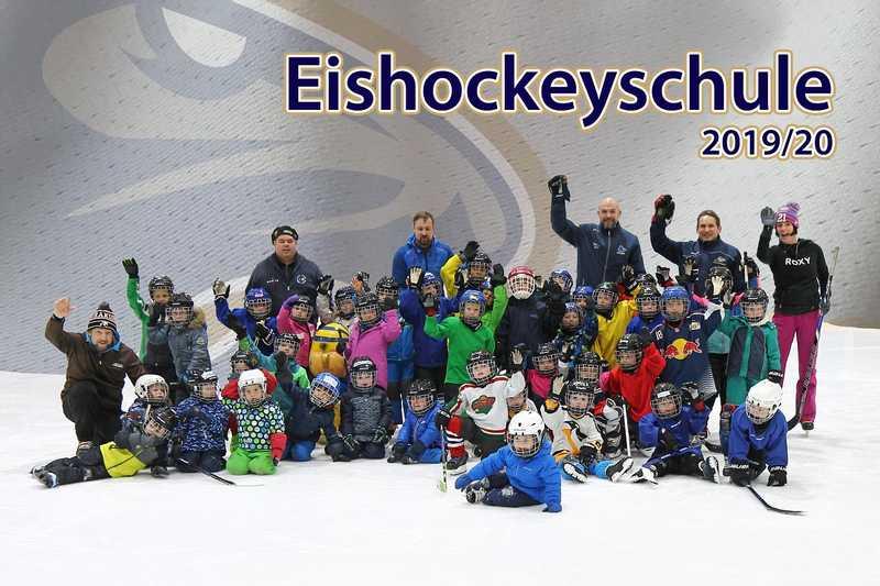 Team Eislaufschule