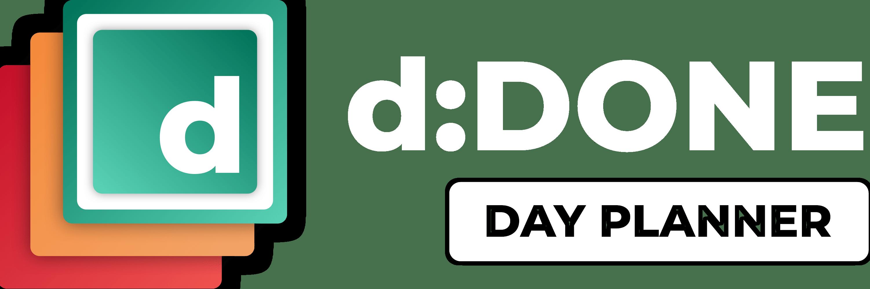 d:DONE Logo