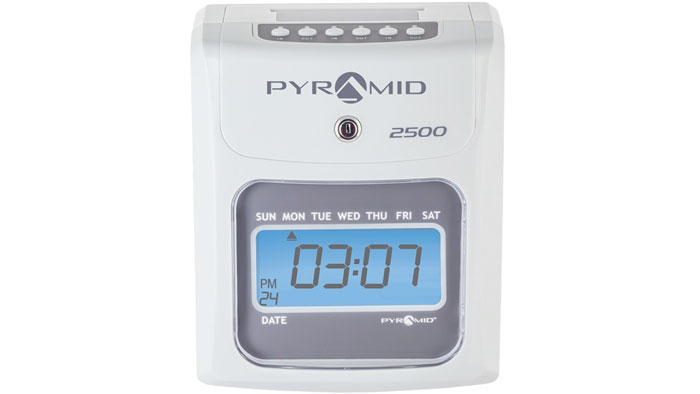 Pyramid 2500 front view
