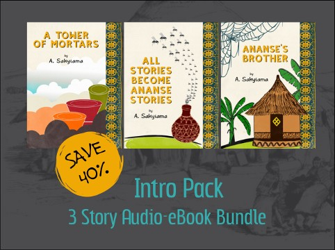 Intro Pack: 3 Story Audio-eBook Bundle