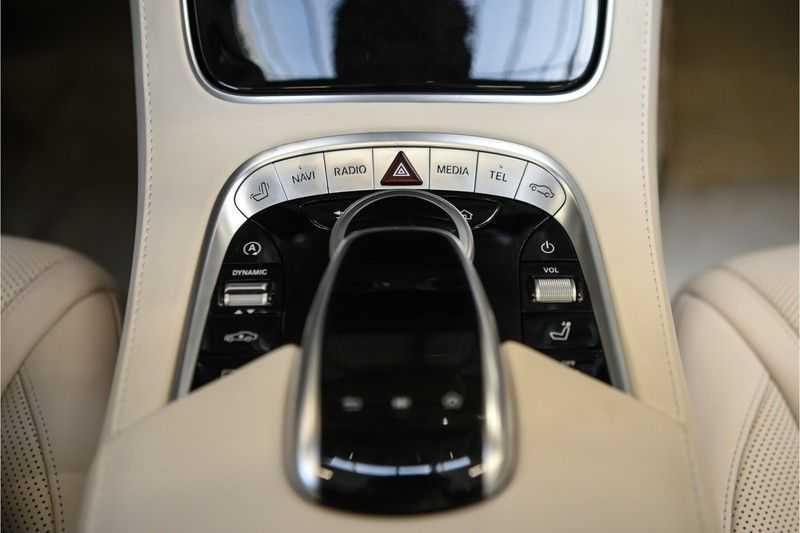 Mercedes-Benz S-Klasse Cabrio 560 | Swarovski | Burmester | 360 graden | Distronic | afbeelding 7