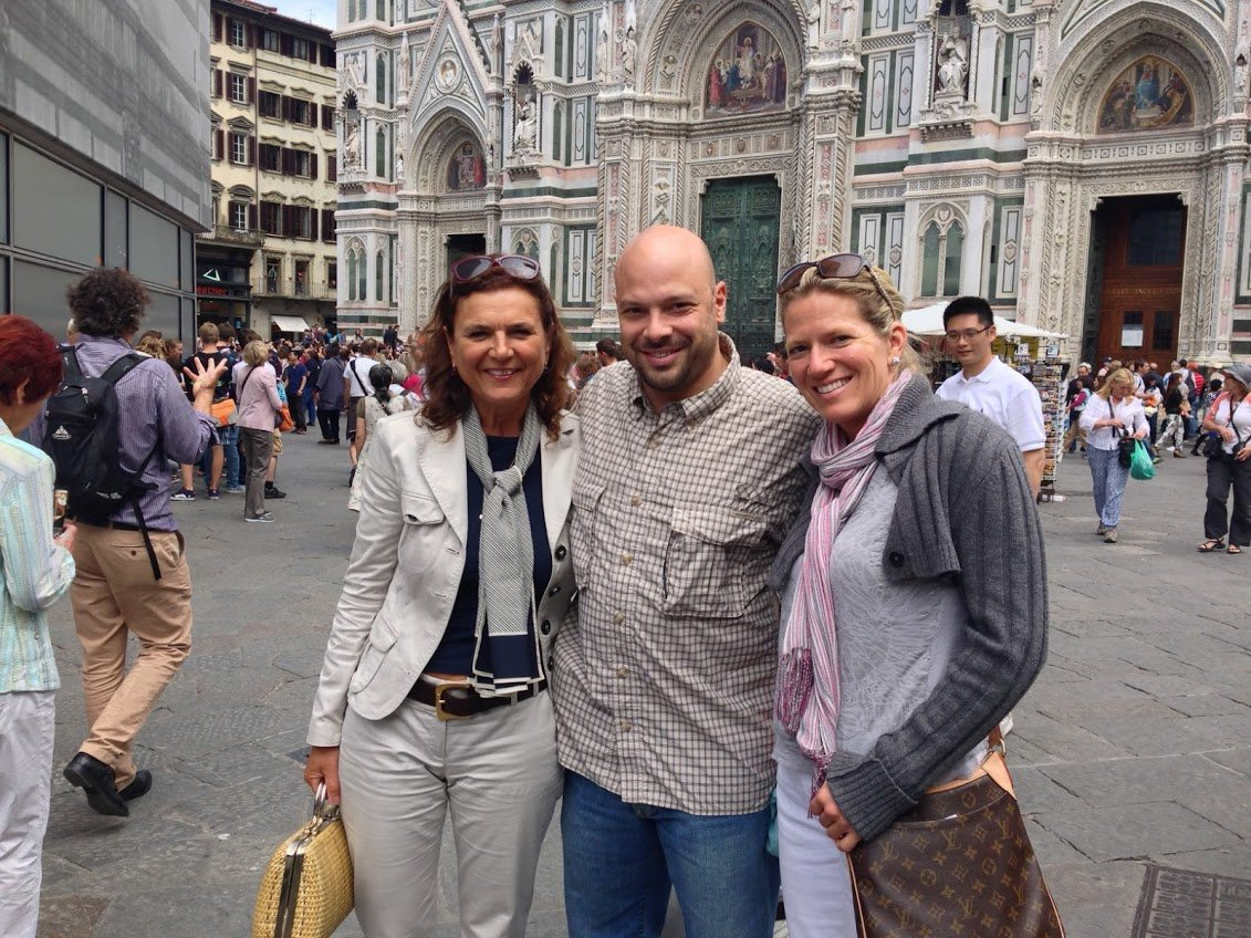 Beauty in Italy Testimonials