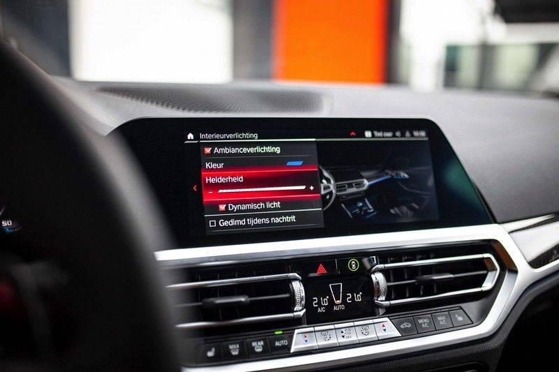 BMW M3 Competition G80 *HUD / M Driver's Pack / Laser / Keramisch / Harman-Kardon / Schaalstoelen* afbeelding 22