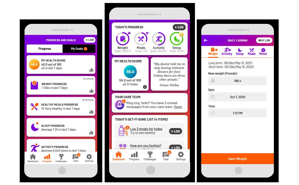 Patient Engagement Mobile App