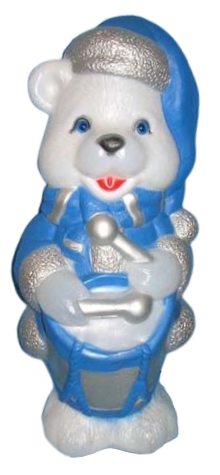 Polar Bear Drummer photo