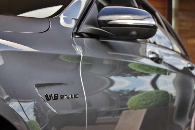 Mercedes-Benz C-Klasse C63 AMG 4.0 V8 Estate 476pk! **360°Camera/Burmester/Spoorassistent** afbeelding 13