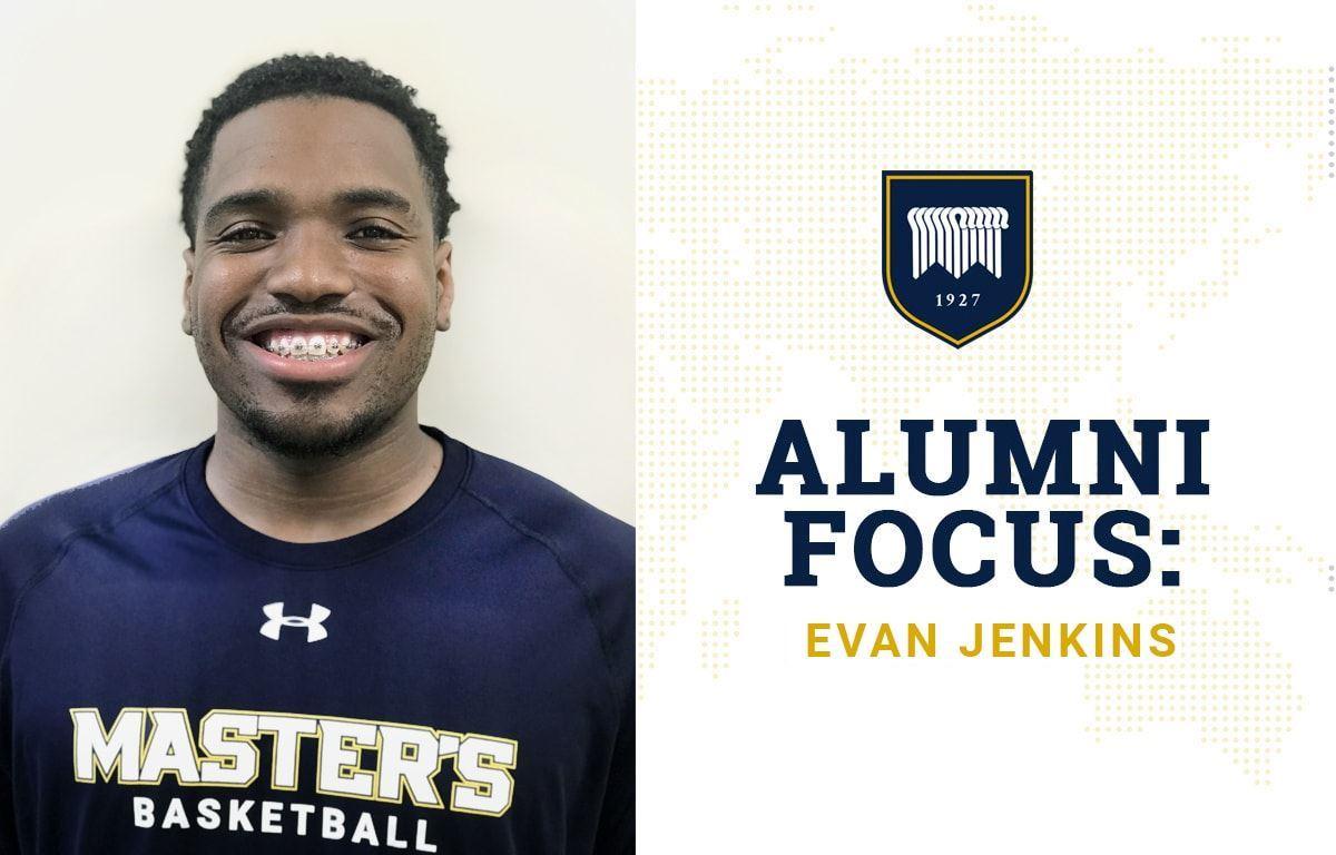 Alumni Focus: Evan Jenkins image