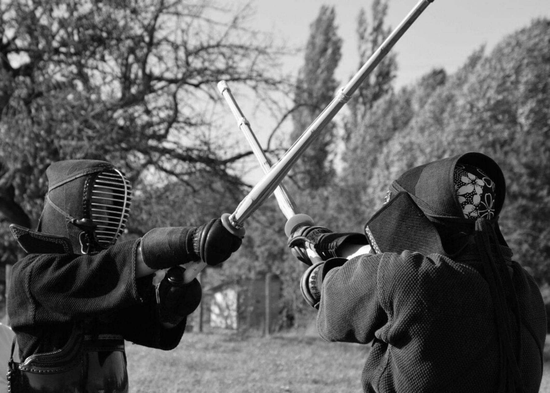 casque de protection en Kendo (men)