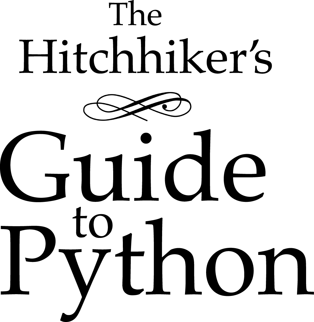 Command-line Applications — The Hitchhiker's Guide to Python