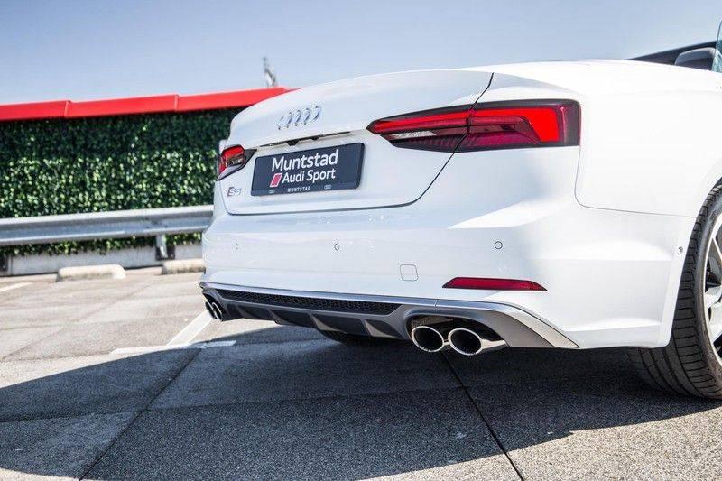 Audi S5 Cabriolet 3.0 TFSI S5 quattro | 354 PK | S-Line | B&O Sound | Assistentie City-Parking | S-Sportstoelen | Virtual Cockpit | Keyless-entry | Massage-Stoelen | afbeelding 9