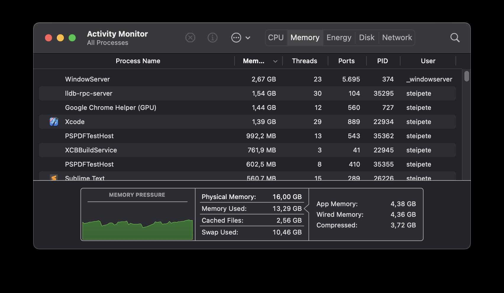 umair-akbar-memory - Apple Silicon M1: A Developer's Perspective