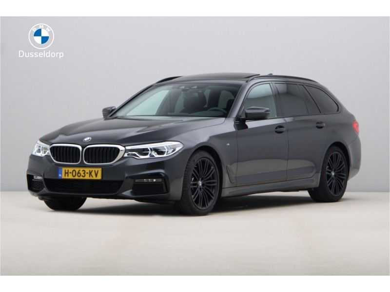 BMW 5 Serie Touring 520i High Executive Edition afbeelding 1