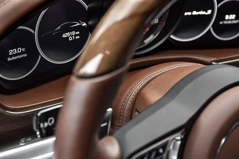 Porsche Panamera TURBO S E-HYBRID NP 258K,4WSTURING+BURMESTER afbeelding 19