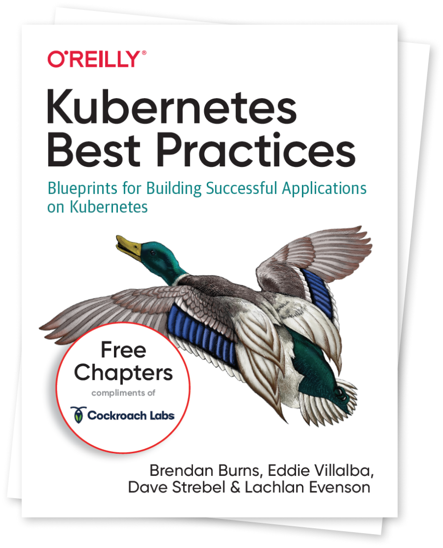 O'Reilly kubernetes best practices