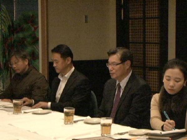 """김동기 총영사 """"코리안 커뮤니티센터 건립"""" 적극협력"""