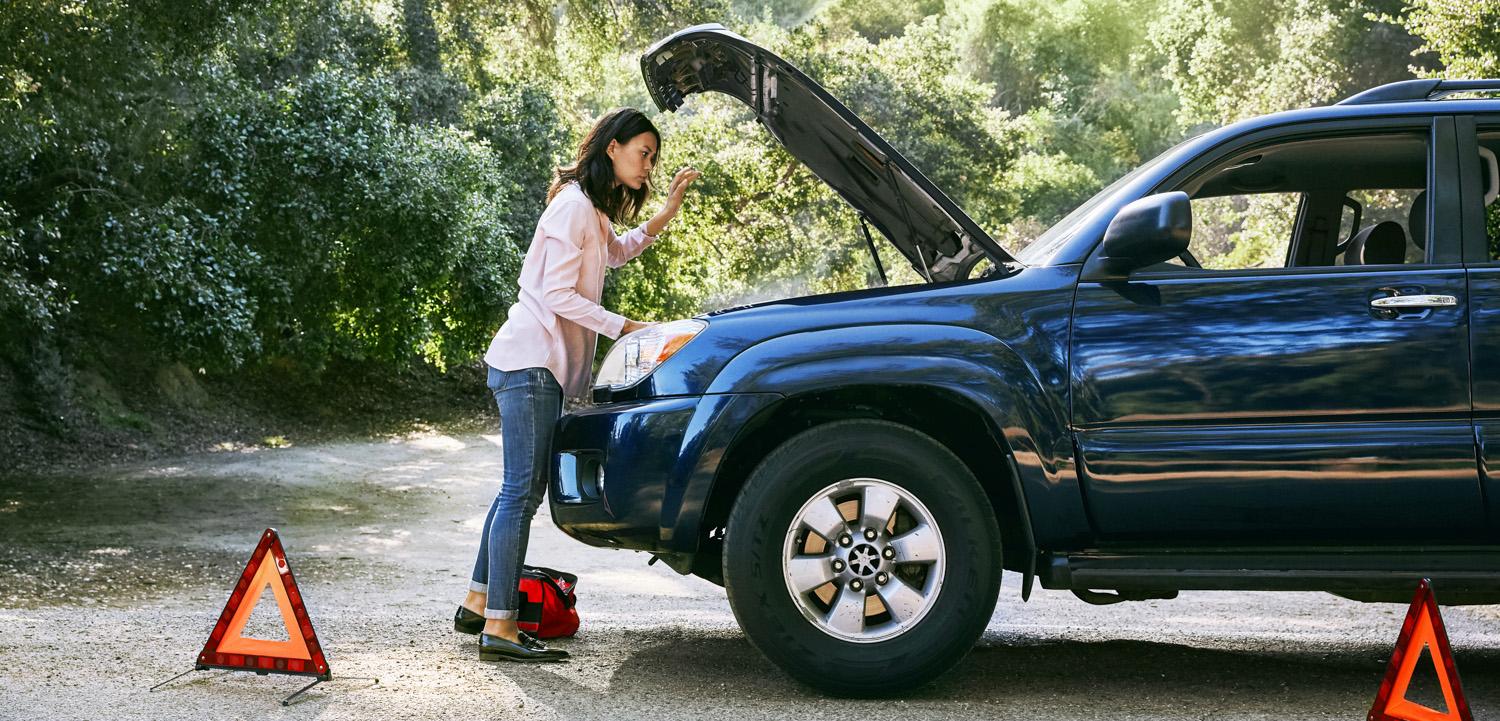 Pinpoint Roadside Assistance