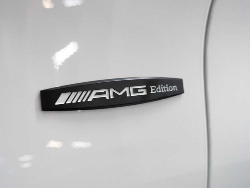 Mercedes-Benz C-Klasse Cabrio 180 Ultimate AMG Edition Aut- Leer, Navi, Led, LMV , 40dkm ! afbeelding 6