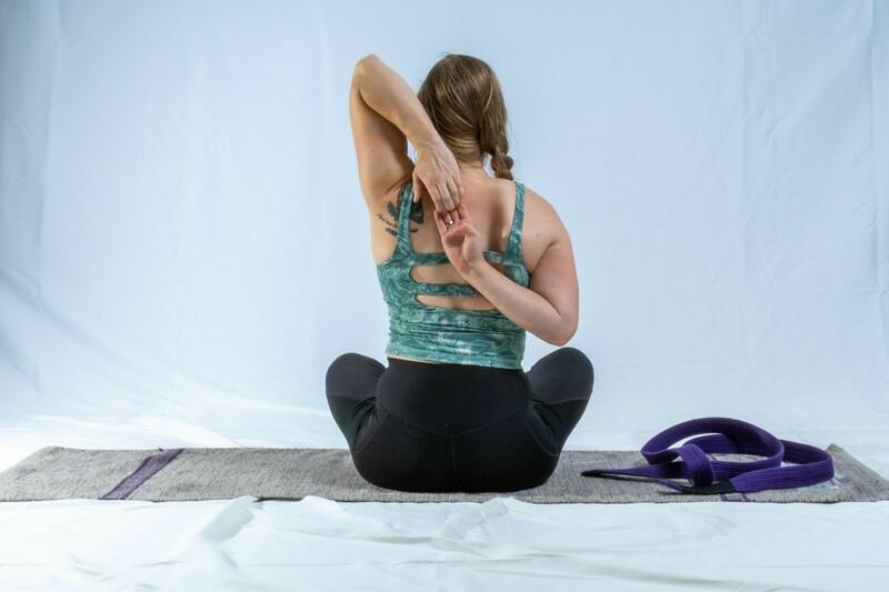 Sanfter Yoga Flow in die Woche (alle Level)