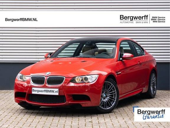 BMW 3 Serie Coupe M3