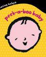 Peek-a-boo baby by Emma Dodd