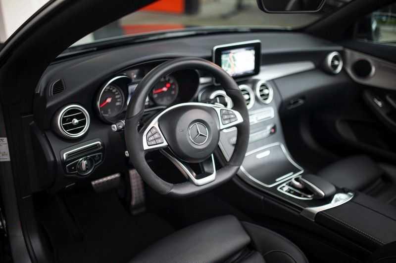 Mercedes-Benz C-Klasse Cabrio 180 Premium *AMG-Line / Airscarf / Keyless Go* afbeelding 13