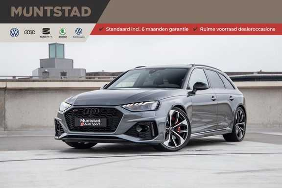 Audi RS4 Avant 2.9 TFSI 450 pk RS 4 quattro | Panoramadak | Assistentiepakket Tour/City | Matrix LED | Bang & Olufsen 3D Sound