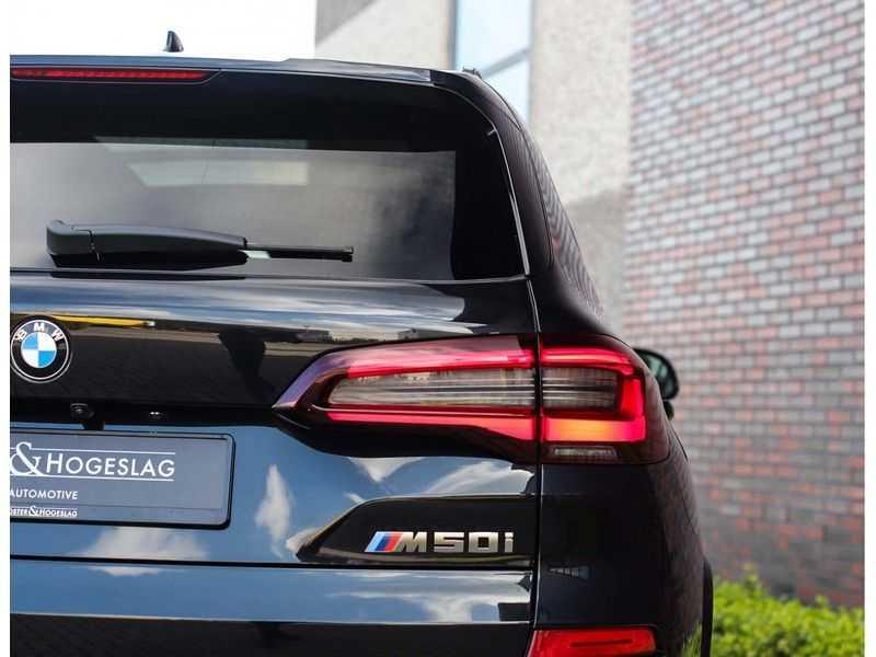 BMW X5 M50i X-Drive *Head-Up*Trekhaak*Laser* afbeelding 19