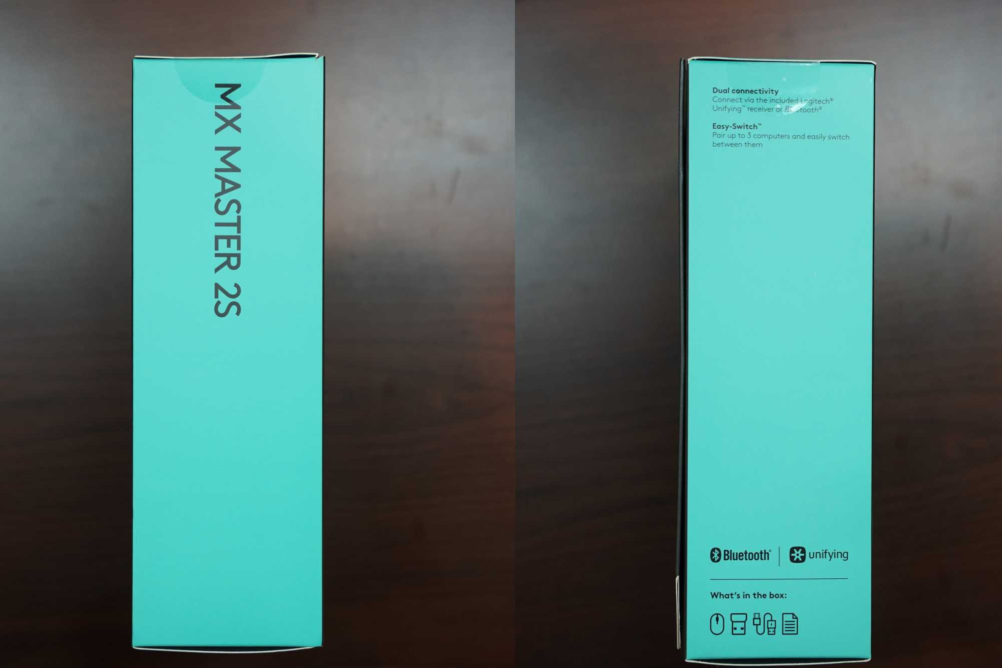 Logitech MX Master 2S Side Box