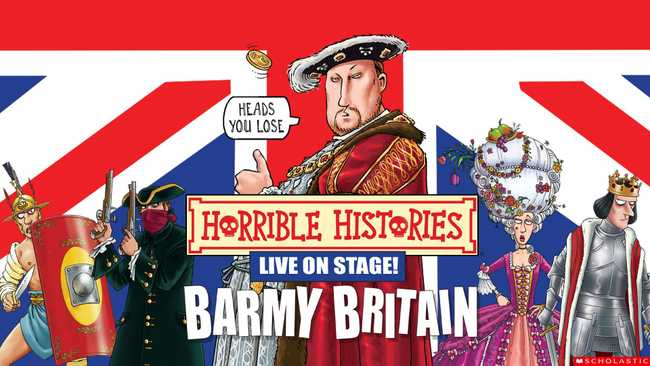 Horrible Histories: Theatre During A Pandemic
