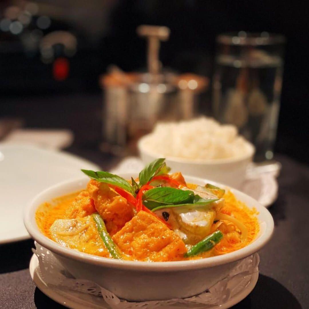 Thai Sabai curry