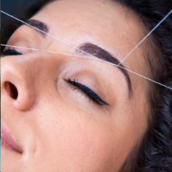 Threading - Debonair Nails and Spa