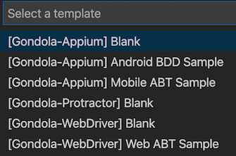 project-templates