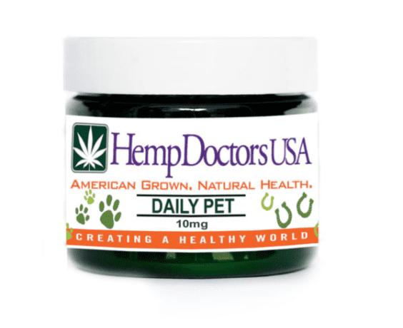 Hemp Doctor USA Pet Oil Extract Capsules