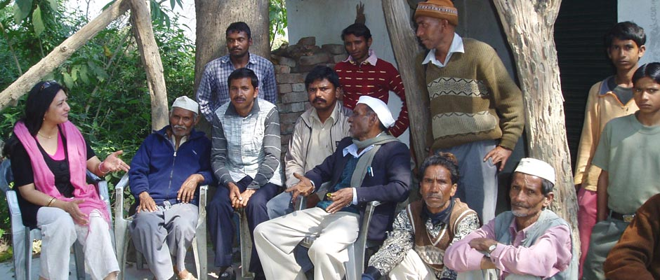 Residents of Sunderkhal appealing for relocation