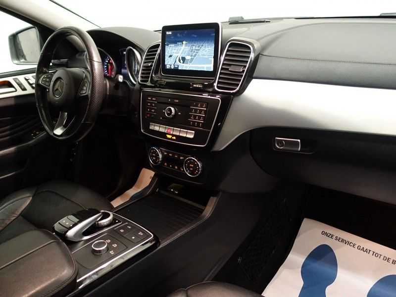 Mercedes-Benz GLE Coupé 350 d 4MATIC 259pk AMG Night Edition 9G- Leer, Navi, Camera, full afbeelding 25