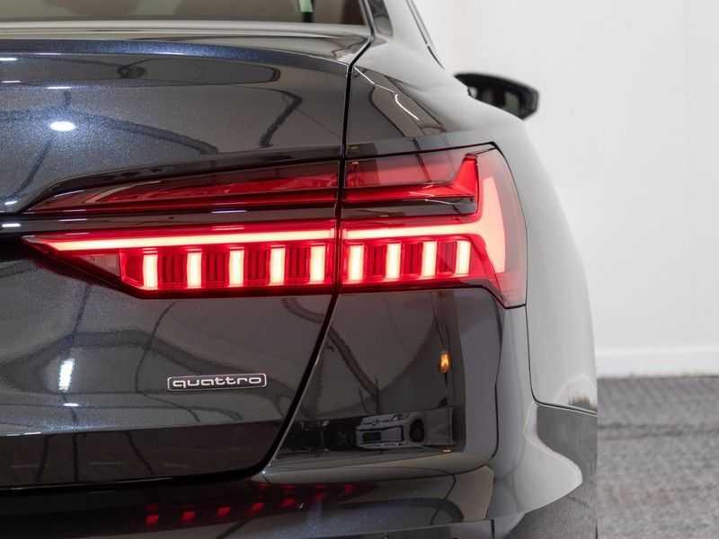 Audi A6 55 TFSI e quattro Competition Plug in Hybrid | 367PK | S-Line | B&O Sound | Nachtzicht | Camera | Adapt.Cruise | Head-Up | Trekhaak | Full Option | afbeelding 11