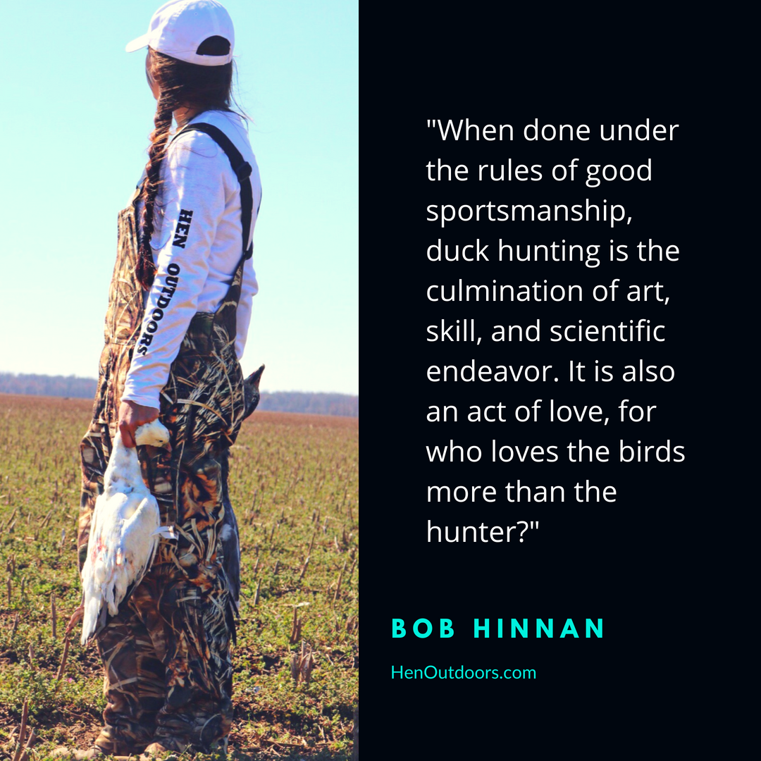 duck hunting qoutes