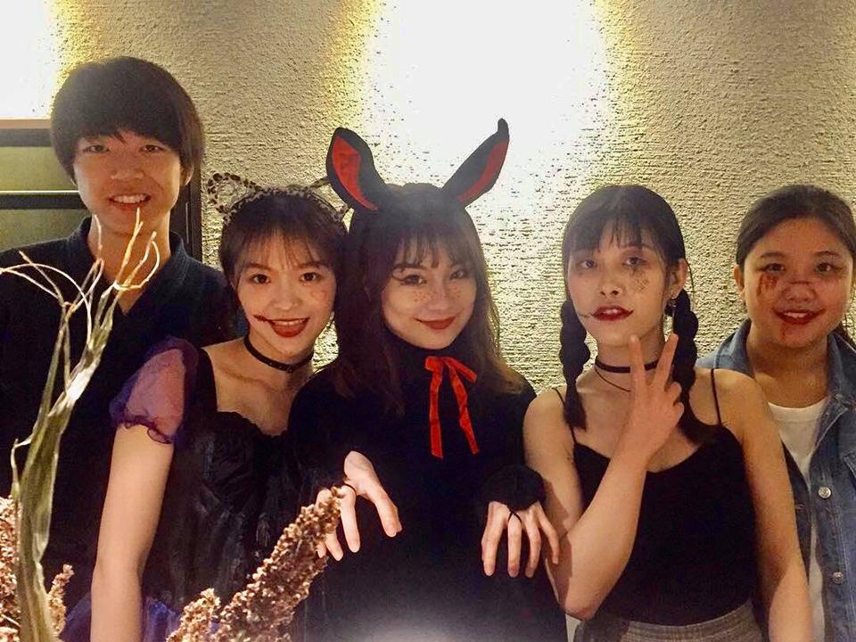 ハロウィンパーティ/Halloween party