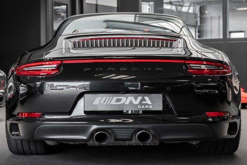 Porsche 911 3.0 Targa 4S Bose Stoelventilatie Sportuitlaat Sportchrono afbeelding 5