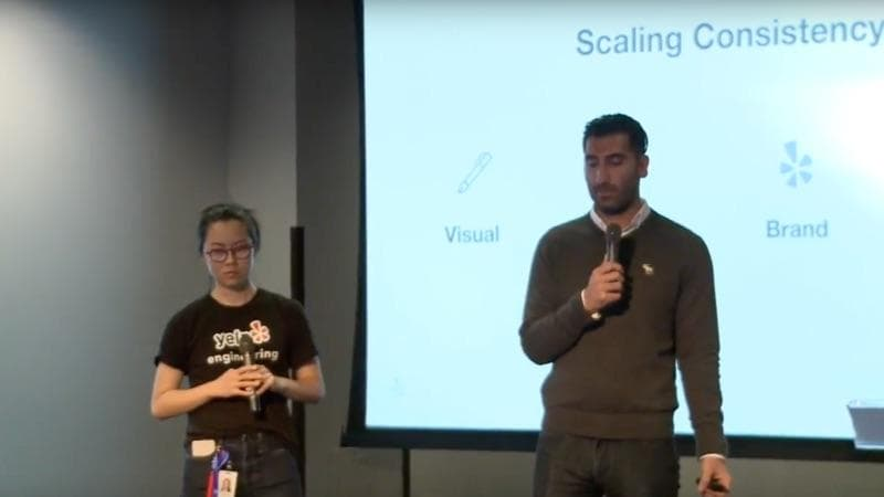 The Yelp Design System -  Impact at Scale