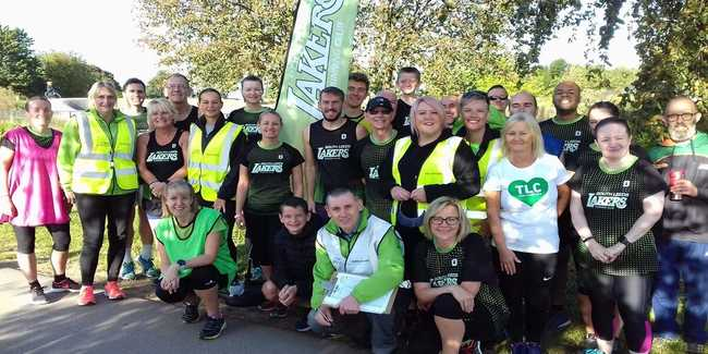 South Leeds Laker Running Club