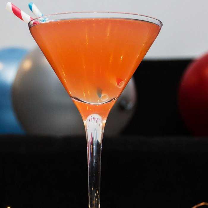 Abbey Martini Cocktail