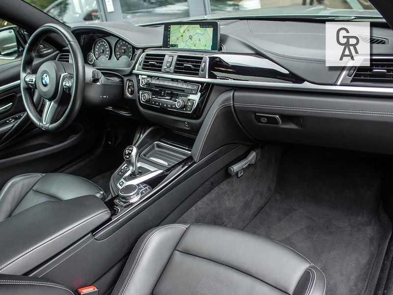 BMW M4-serie Coupé M4 Competition | Schuifdak | Carbon afbeelding 15