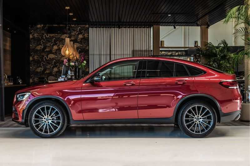 Mercedes-Benz GLC Coupé 300 4MATIC AMG | Night pakket | Distronic | Memory |Sound systeem | Sfeerverlichting | Luxury interieur | Apple Carplay | afbeelding 7