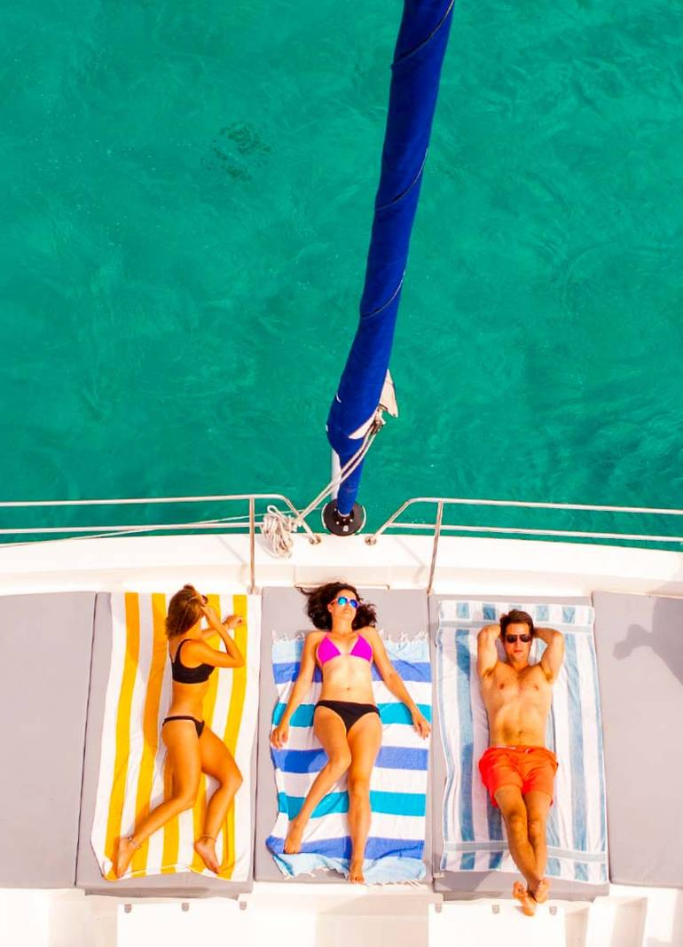 Stress-free holidays when you sail in Turkey
