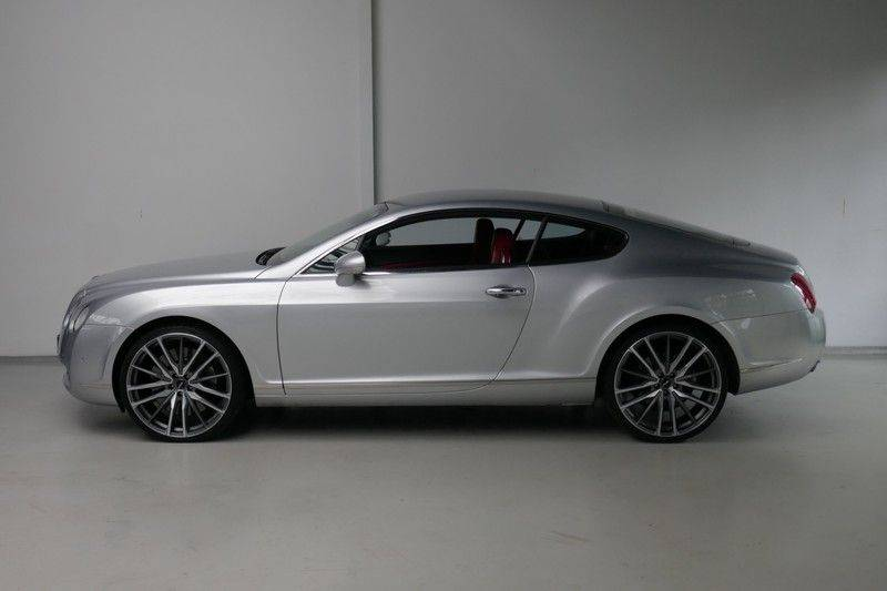 Bentley Continental GT 6.0 W12 Youngtimer afbeelding 8