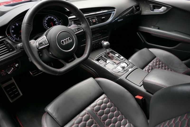 Audi RS7 Sportback A7 4.0 TFSI quattro Pro Line plus B&O - Ceramic brakes afbeelding 10