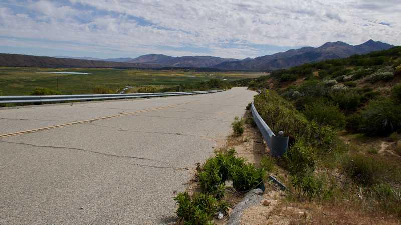 California Highway 173