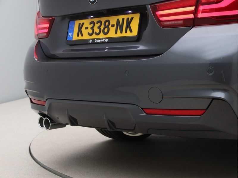 BMW 4 Serie Gran Coupé 430i High Executive M-sport afbeelding 24